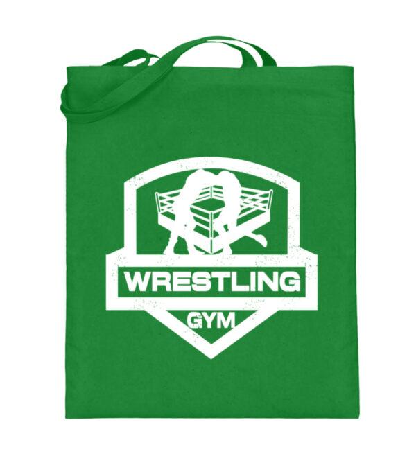 Wrestling Gym - Jutebeutel (mit langen Henkeln)-5747