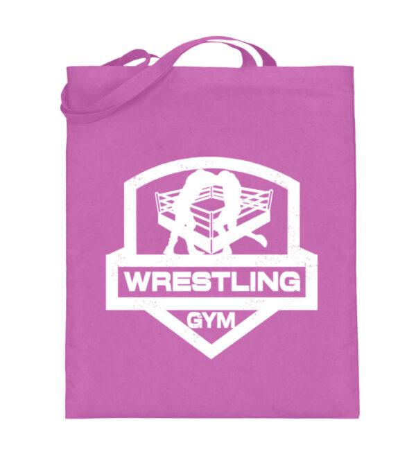 Wrestling Gym - Jutebeutel (mit langen Henkeln)-5759