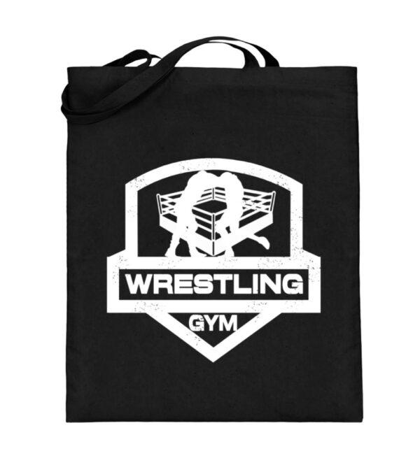 Wrestling Gym - Jutebeutel (mit langen Henkeln)-16