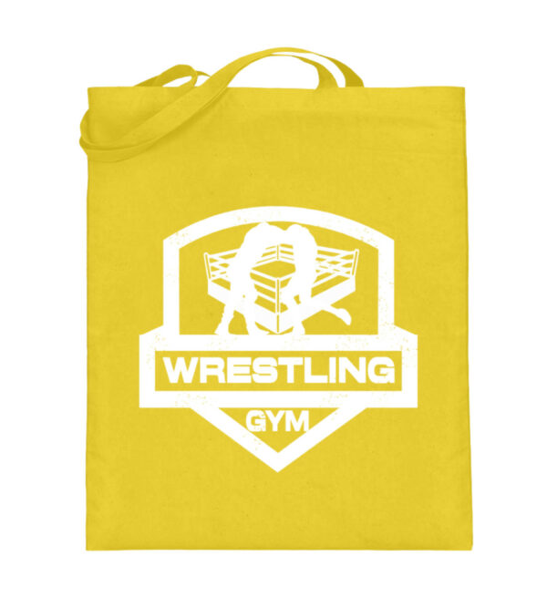 Wrestling Gym - Jutebeutel (mit langen Henkeln)-5766