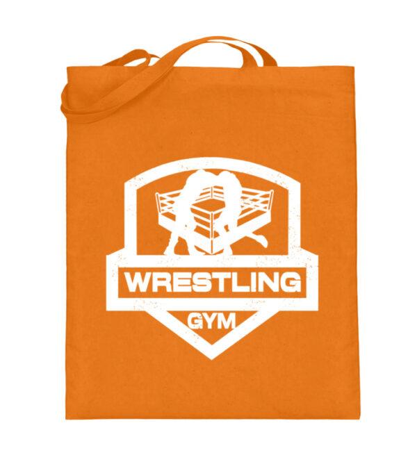 Wrestling Gym - Jutebeutel (mit langen Henkeln)-5757