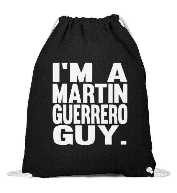 Martin Guerrero Guy - Baumwoll Gymsac-16