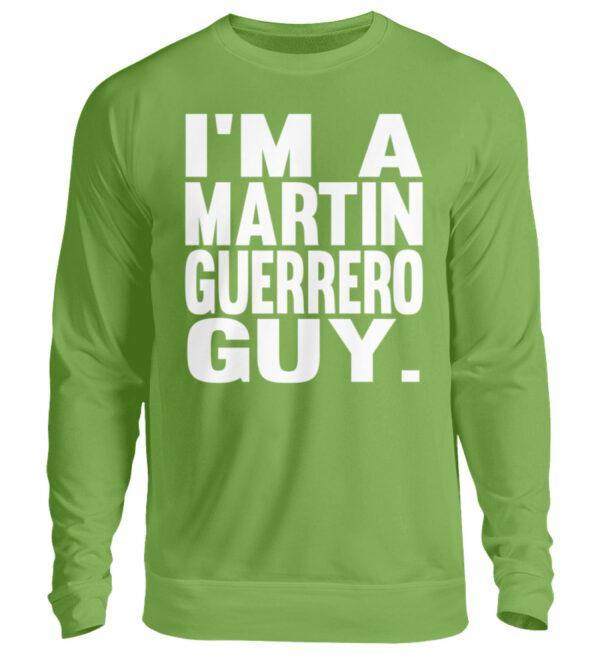 Martin Guerrero Guy Sweatshirt - Unisex Pullover-1646