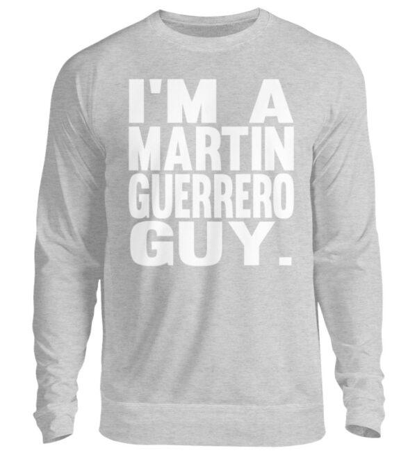 Martin Guerrero Guy Sweatshirt - Unisex Pullover-17