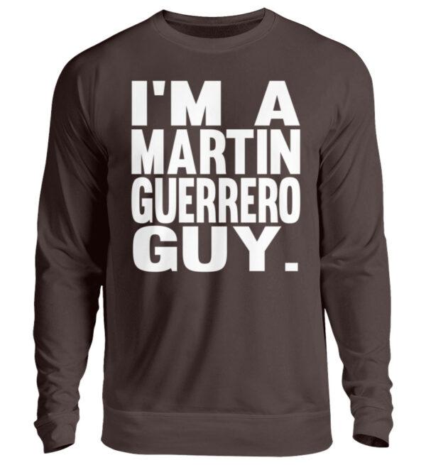 Martin Guerrero Guy Sweatshirt - Unisex Pullover-1604