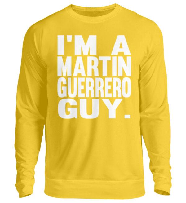 Martin Guerrero Guy Sweatshirt - Unisex Pullover-1774