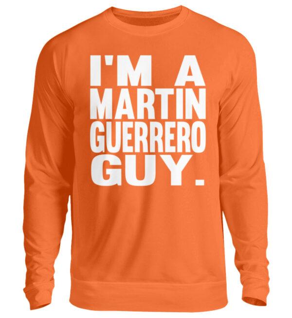 Martin Guerrero Guy Sweatshirt - Unisex Pullover-1692