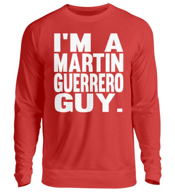 Martin Guerrero Guy Sweatshirt - Unisex Pullover-1565