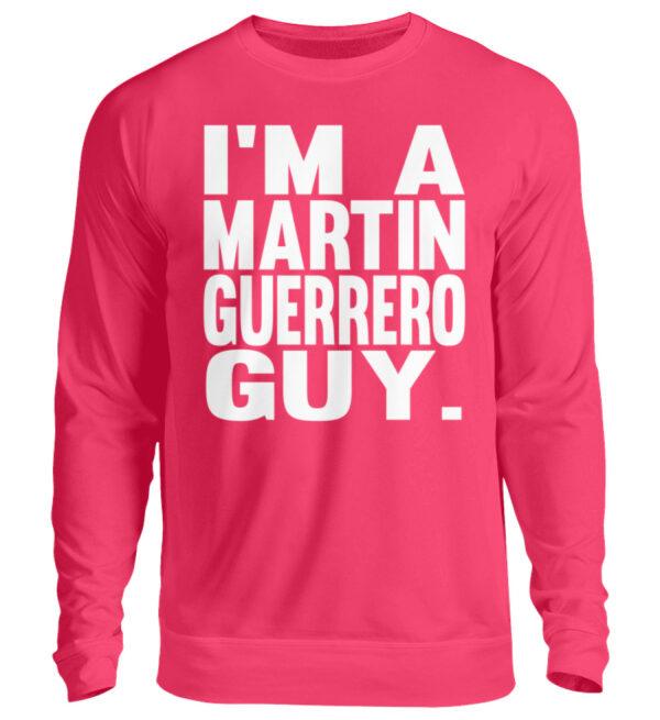 Martin Guerrero Guy Sweatshirt - Unisex Pullover-1610