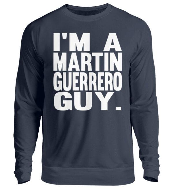 Martin Guerrero Guy Sweatshirt - Unisex Pullover-1698
