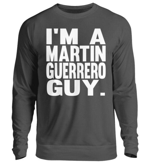 Martin Guerrero Guy Sweatshirt - Unisex Pullover-1768