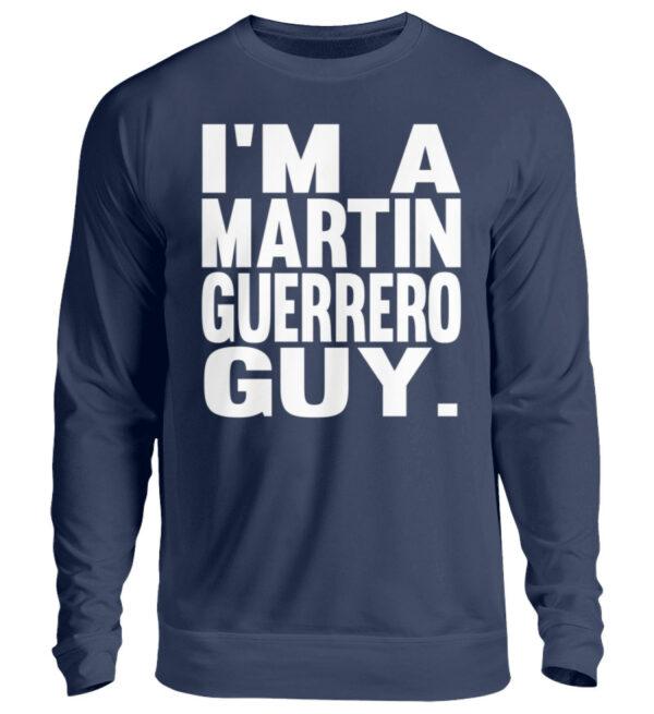 Martin Guerrero Guy Sweatshirt - Unisex Pullover-1676