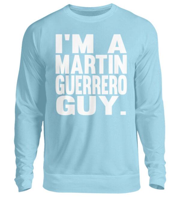 Martin Guerrero Guy Sweatshirt - Unisex Pullover-674