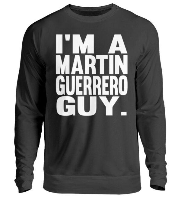 Martin Guerrero Guy Sweatshirt - Unisex Pullover-1624