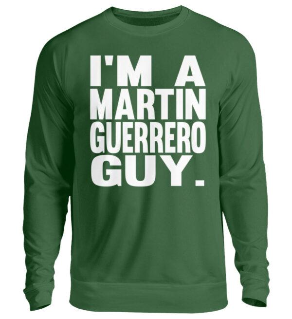 Martin Guerrero Guy Sweatshirt - Unisex Pullover-833