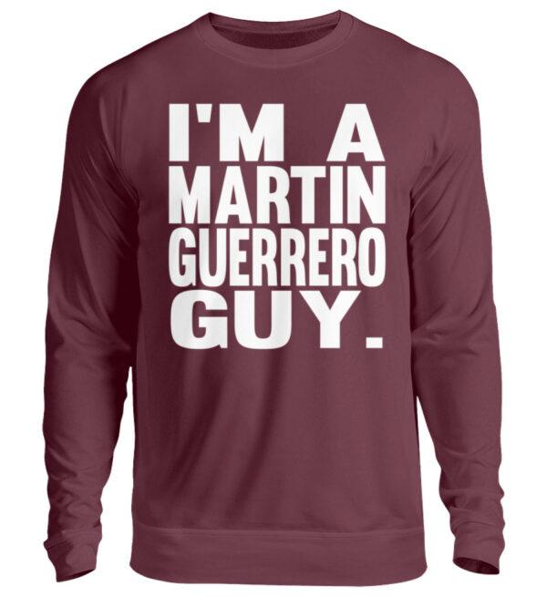 Martin Guerrero Guy Sweatshirt - Unisex Pullover-839