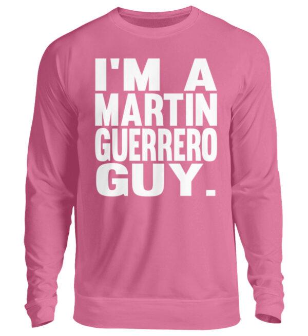 Martin Guerrero Guy Sweatshirt - Unisex Pullover-1521