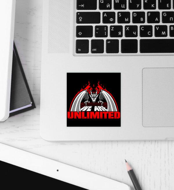 Unlimited Dragon Aufkleber - Sticker-3
