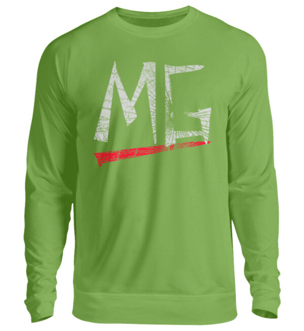 MG Glas Logo Sweatshirt - Unisex Pullover-1646