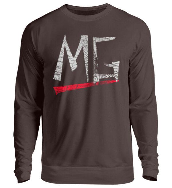 MG Glas Logo Sweatshirt - Unisex Pullover-1604