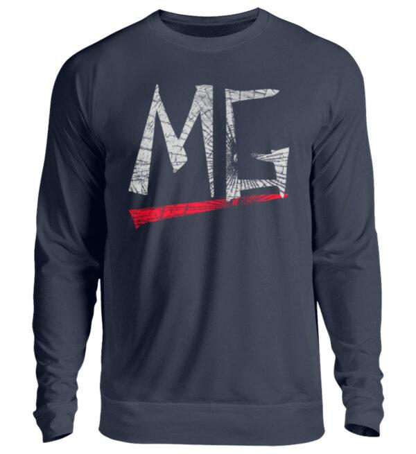 MG Glas Logo Sweatshirt - Unisex Pullover-1698