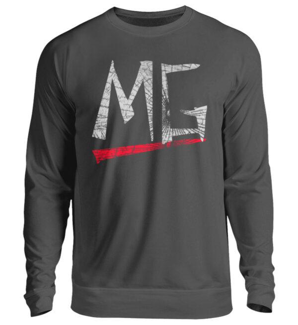 MG Glas Logo Sweatshirt - Unisex Pullover-1768