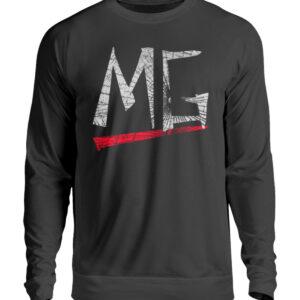 MG Glas Logo Sweatshirt - Unisex Pullover-1624