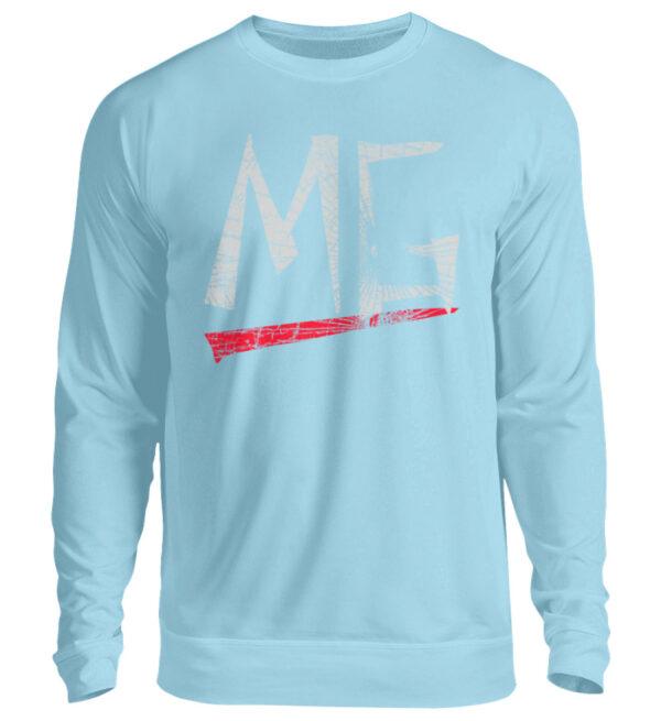 MG Glas Logo Sweatshirt - Unisex Pullover-674