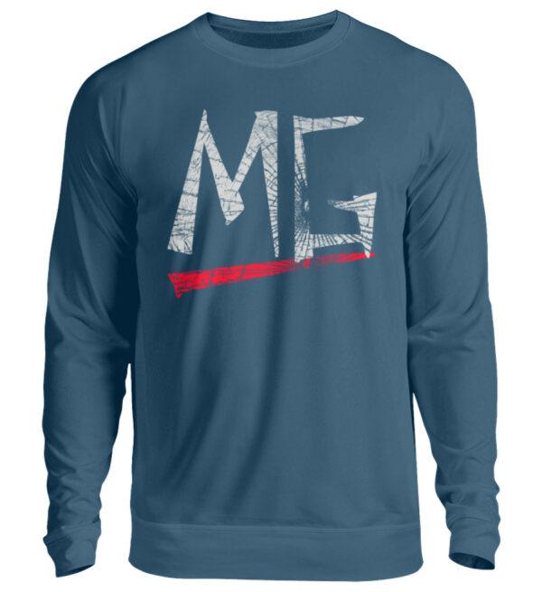 MG Glas Logo Sweatshirt - Unisex Pullover-1461