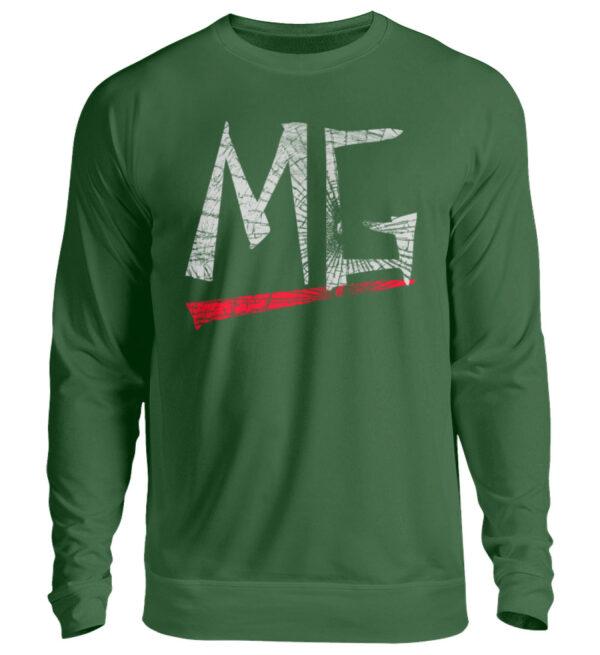 MG Glas Logo Sweatshirt - Unisex Pullover-833