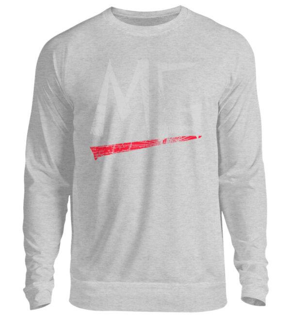 MG Glas Logo Sweatshirt - Unisex Pullover-17