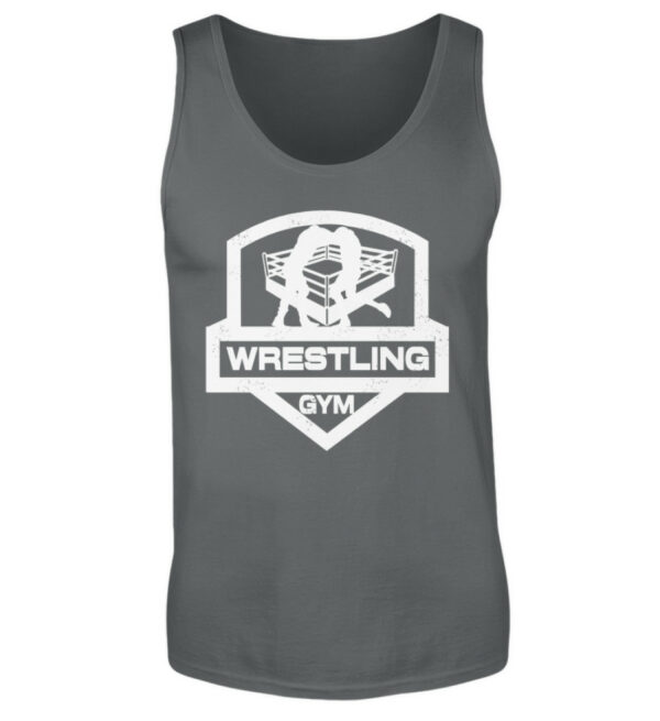 Wrestling Gym Tank-Top - Herren Tanktop-70