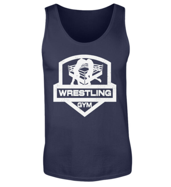 Wrestling Gym Tank-Top - Herren Tanktop-198
