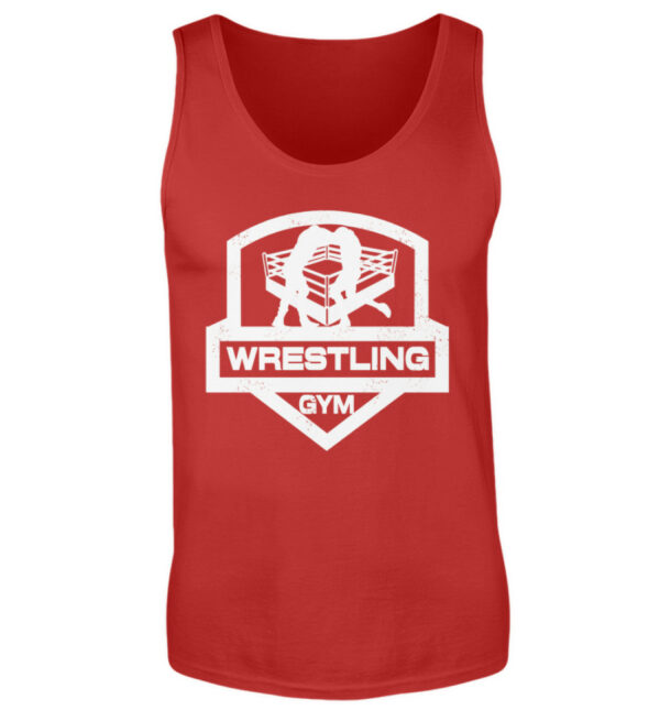Wrestling Gym Tank-Top - Herren Tanktop-4