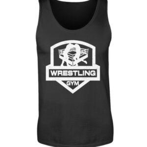 Wrestling Gym Tank-Top - Herren Tanktop-16