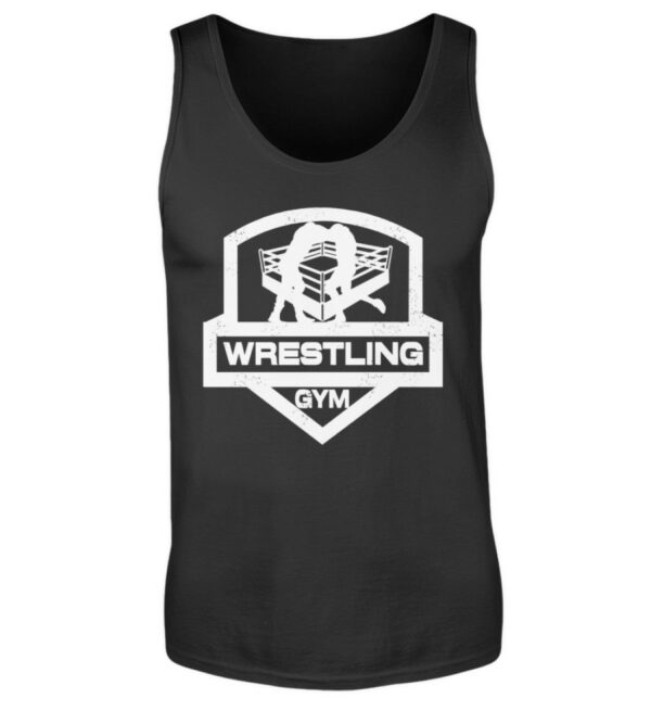 Wrestling Gym Tank-Top - Herren Tanktop-16
