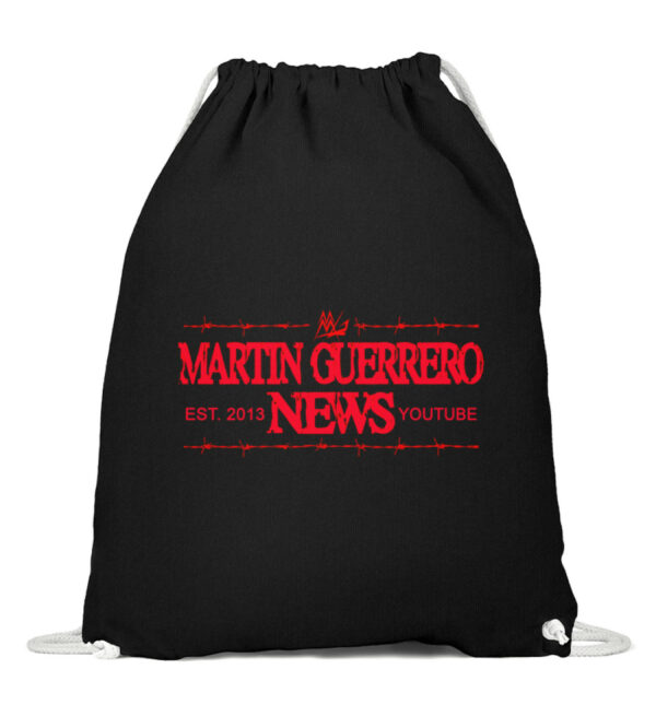 Martin Guerrero News - Baumwoll Gymsac-16