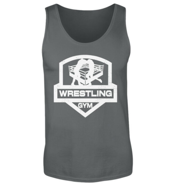 Wrestling Gym - Herren Tanktop-70