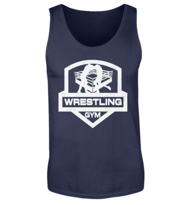 Wrestling Gym - Herren Tanktop-198