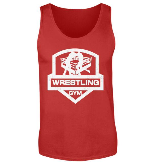 Wrestling Gym - Herren Tanktop-4