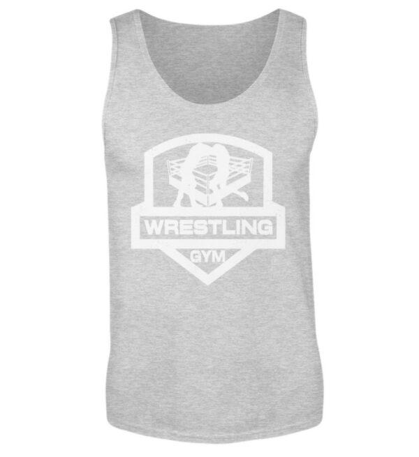 Wrestling Gym - Herren Tanktop-236