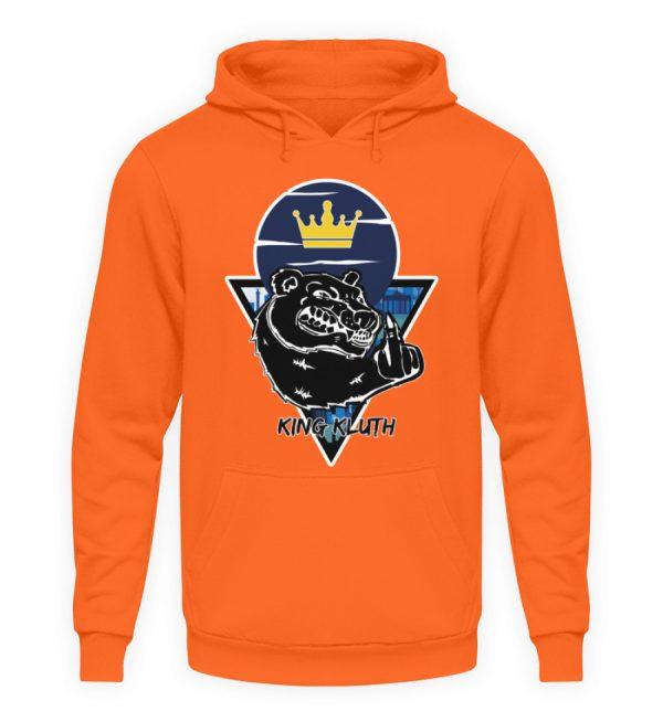 Nickolas Kluth Logo Hoodie - Unisex Kapuzenpullover Hoodie-1692