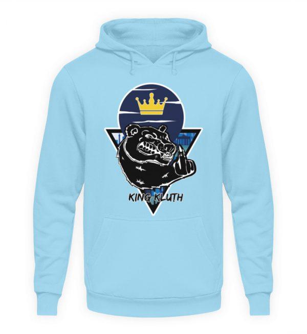 Nickolas Kluth Logo Hoodie - Unisex Kapuzenpullover Hoodie-674