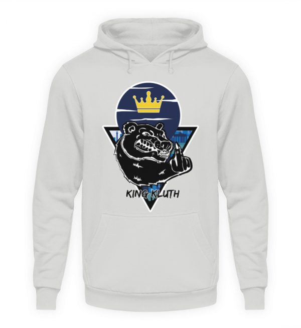 Nickolas Kluth Logo Hoodie - Unisex Kapuzenpullover Hoodie-23