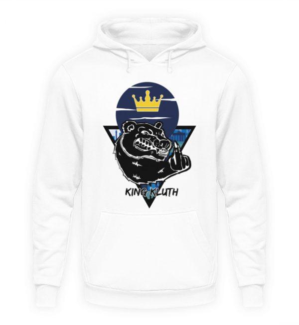 Nickolas Kluth Logo Hoodie - Unisex Kapuzenpullover Hoodie-1478
