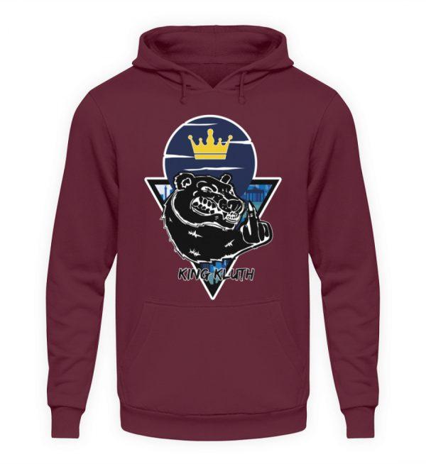 Nickolas Kluth Logo Hoodie - Unisex Kapuzenpullover Hoodie-839