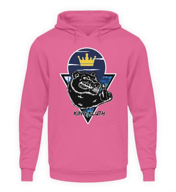 Nickolas Kluth Logo Hoodie - Unisex Kapuzenpullover Hoodie-1521