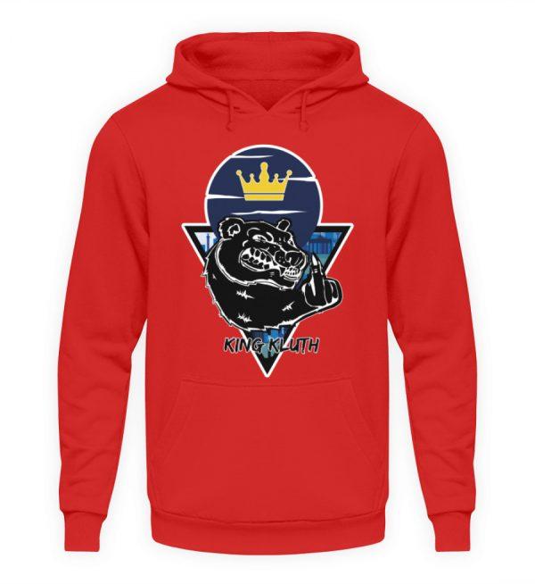 Nickolas Kluth Logo Hoodie - Unisex Kapuzenpullover Hoodie-1565