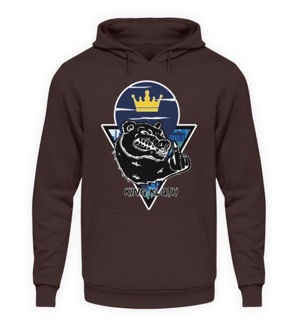 Nickolas Kluth Logo Hoodie - Unisex Kapuzenpullover Hoodie-1604