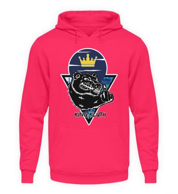 Nickolas Kluth Logo Hoodie - Unisex Kapuzenpullover Hoodie-1610